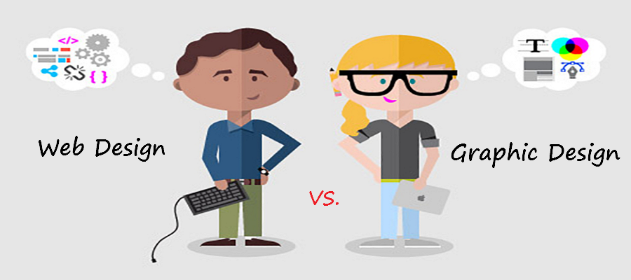 What is the Difference Between Web Designer and Graphic Designer?