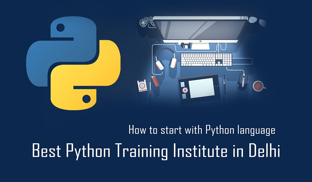 Python Course in Pitampura