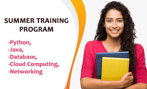 Summer-Training-Program at Coding Bytes