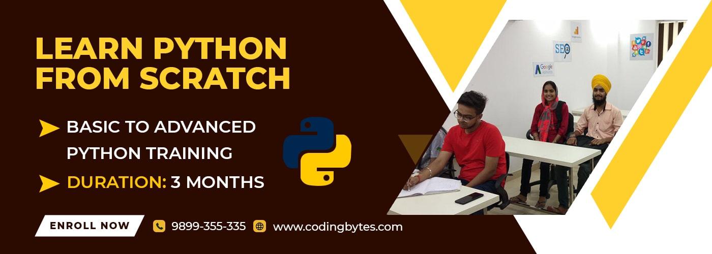 Python Course Banner